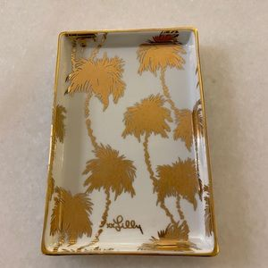 Lilly Pulitzer Jewelry Dish/Trinket Tray